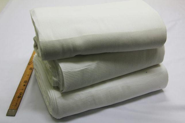 Ветошь вафельная, полотно, полотенце, вафельная ткань, 145 г/м, 60 м