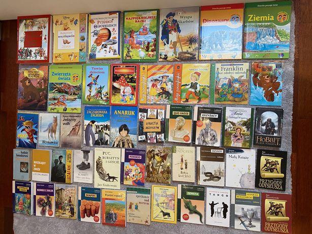 Książki i lektury dla dzieci i młodzieży