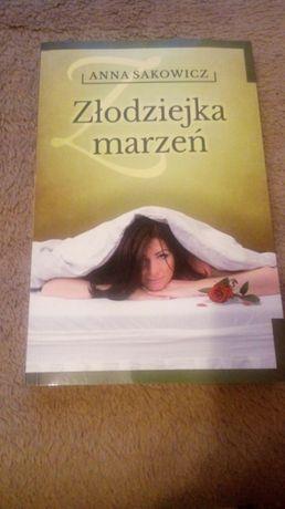 Złodziejka marzeń Anna Sakowicz nowa
