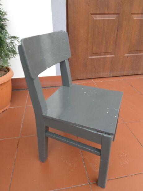 Zamienie krzesełko dla dziecka