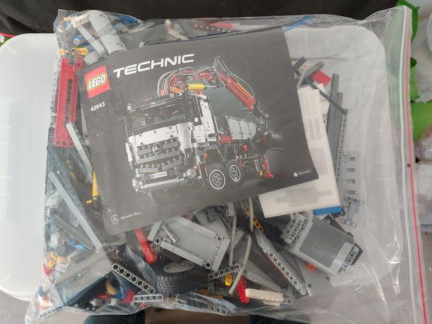 LEGO®42043 Technic - Mercedes-Benz Arocs