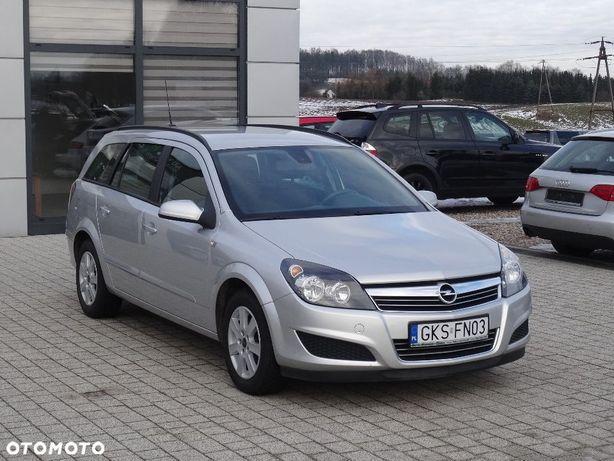 Opel Astra 1.8 Benz./Gaz Klima Navi Tempomat Zadbany