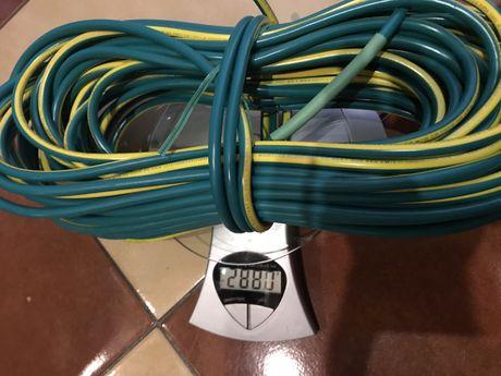 Kabel 30 metrów linka CU LGY 8AWG odpowiednik 10mm2 750V Miedz ocynowa