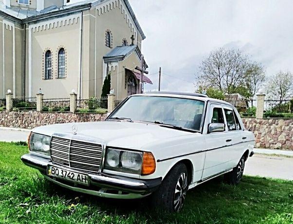 Продаю Merсedes W123