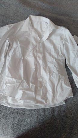 Koszule chłopięce białe