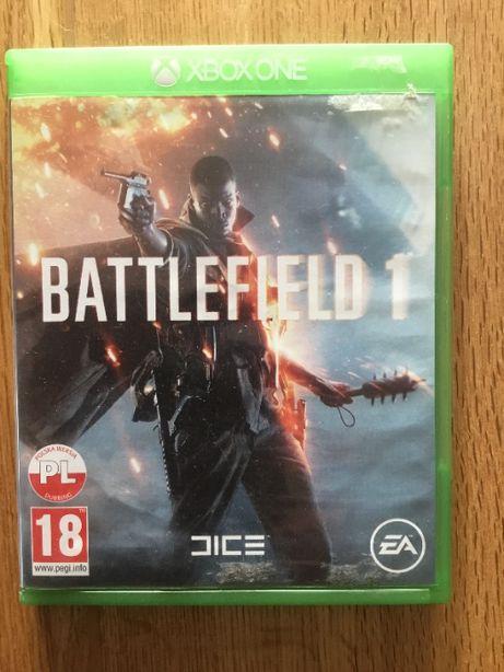 Battlefield 1 Xbox wersja CD