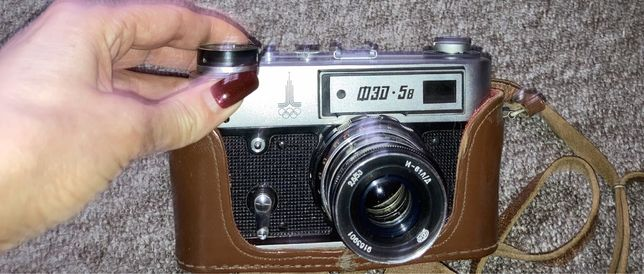 Продам фотоапарат ФЕД 5в ссср 400 грн.