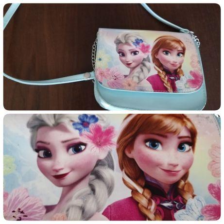 Frozen, torebka dla dziewczynki