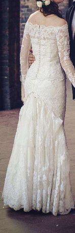 Suknia Pronovias India (Madonna) rozmiar 34/36