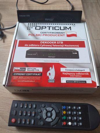 Dekoder DVB-T do odbioru TV cyfrowej naziemnej