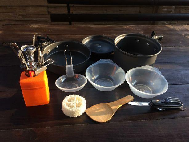 Туристичний посуд
