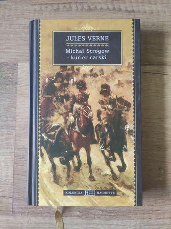 """Książka """"Kurier carski"""" Jules Verne"""
