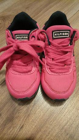 Buty dziewczęce Tommy Hilfiger,rozmiar UK 7,5 EUR 25