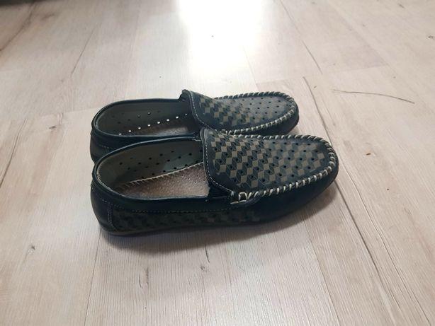Туфли мальчуковые в школу