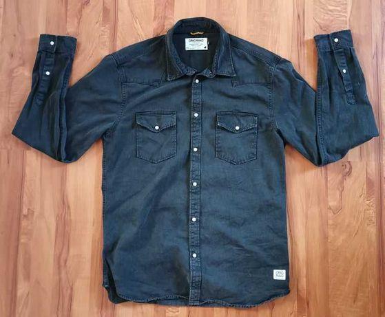 Koszula originals Jack Jones XL Denim długi rękaw jeans