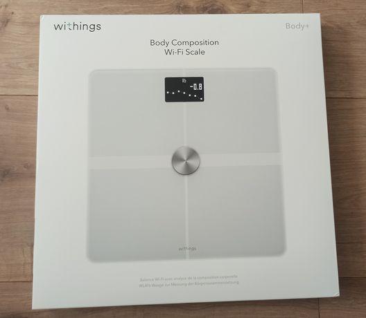 Waga Withings Body + Wi-Fi Nietrafiony prezent
