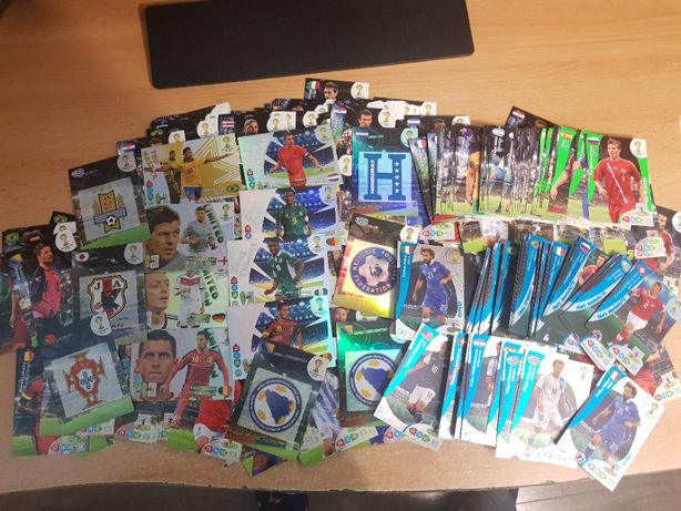 Karty Fifa World Cup Brasil 2014 Panini Logo Game Changer Limited Fans