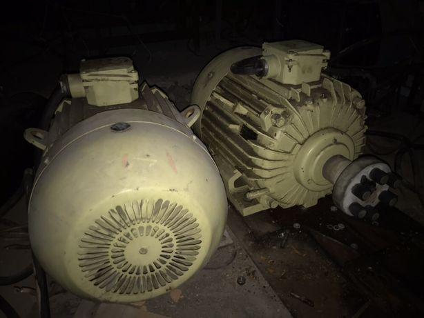 Продам Электродвигатель Асинхроний ДМ 180 м6 з консервации 11КВт