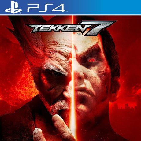 Tekken 7 PS4/PS5 FIFA 20, PES 2020, NBA 2k20, WWE, Tennis, Just Dance