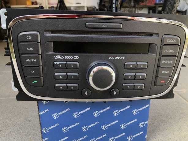Radio ford focus 2007
