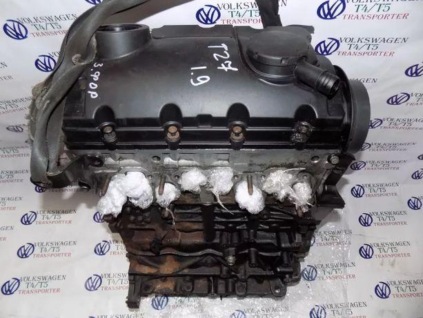 Двигатель Мотор ДВС Двигун 1.9 BRR/BRS VW T5 Фольксваген Т5 2003-