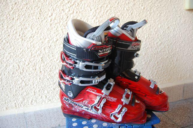 Buty narciarskie Nordica Sportmachine 100 rozmiar 25,0 za 50% ceny