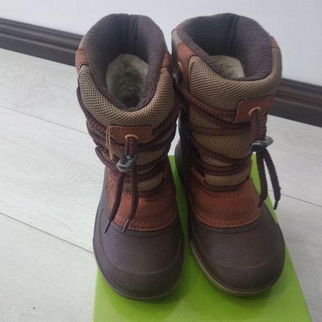 Зимові чобітки на хлопчика