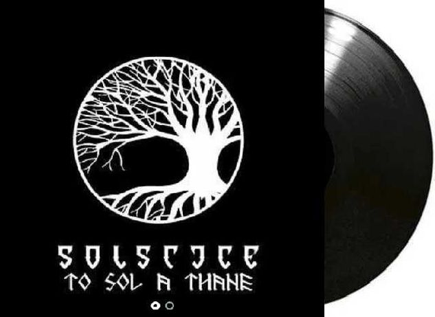 Solstice - To Sol a Thane LP