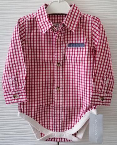 Nowe koszulobody r. 74 80 koszula body
