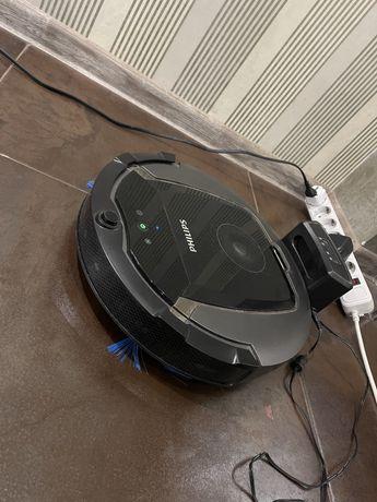Робот пылесос Philips(не samsung, zanussi, siemens)