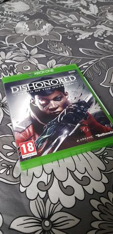 Dishonored - Death of The Outsider - na Xbox one