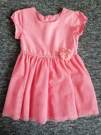 Piękna sukienka rozmiar 92