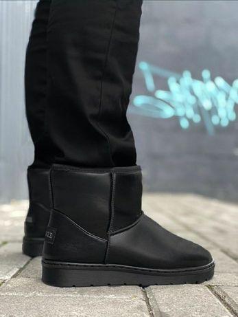 UGG мужские уги 39 40 41 сапоги ботинки угги на меху