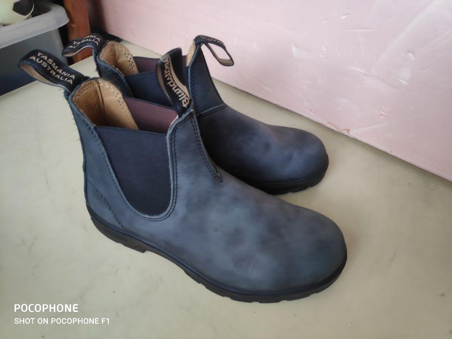 Женские кожаные демисезонные челси ботинки ф-мы Blundstone Australia Кременчуг - изображение 1