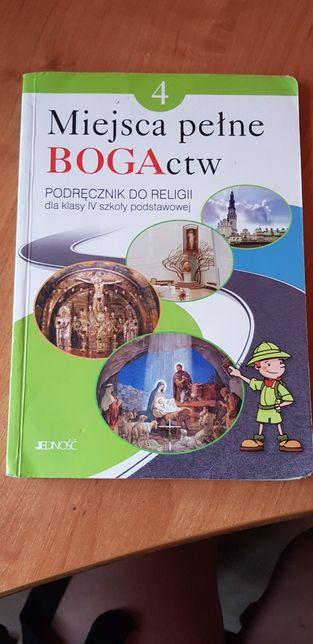 Podręcznik do religii kl. 4