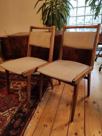 Krzesła Jar prl vintage