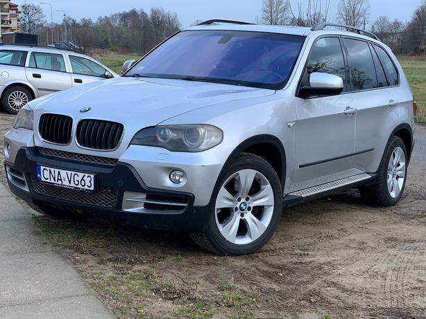 BMW X5 3.0 D 2009 rok
