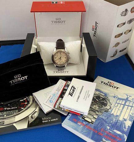 Relógio Tissot V8 Original Completo