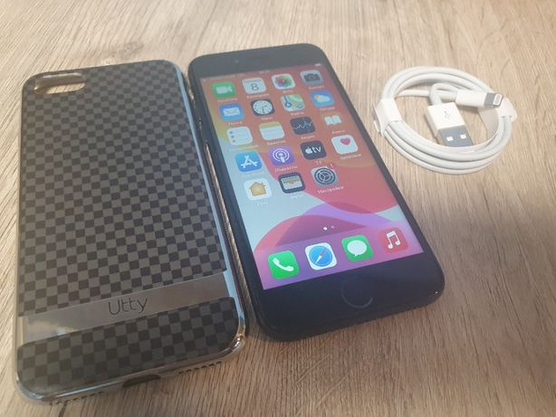 IPhone 8-64Gb Space Gray,Touch ID работает,неверлок