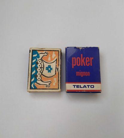 коллекционные игральные карты, мини, 54 листа