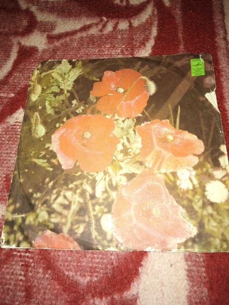 Продам пластинку с песнями на стихи Д. ТУХМАНОВА