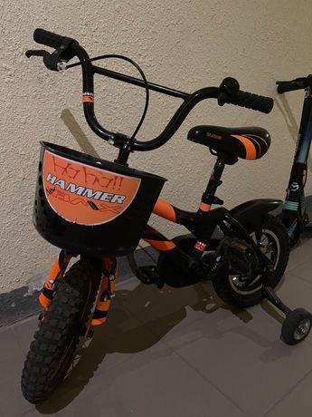 Велосипед детский в  идеальном состоянии!