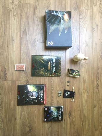 Wiedzmin2 edycja kolekcjonerska