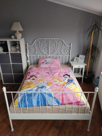 Leirvik łóżko IKEA 140cm zadbane