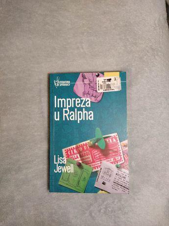 Książka Impreza u Ralpha - lisa jewell