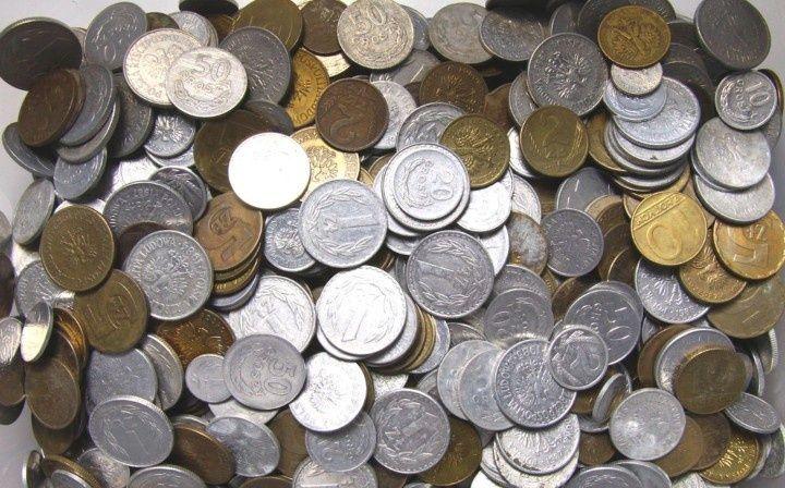 Monety z czasów PRL Częstochowa - image 1