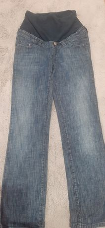 Spodnie ciążowe h&m r.M