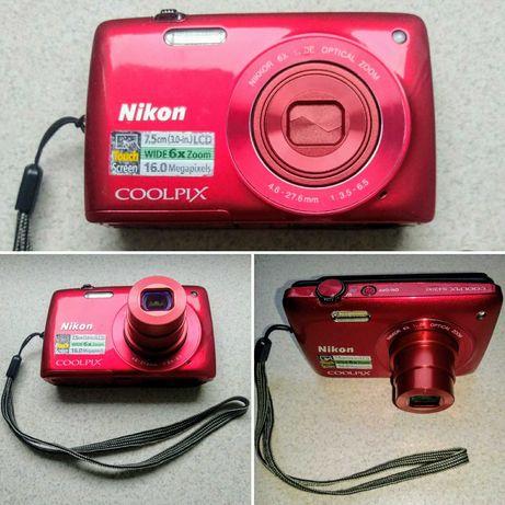 Nikon Coolpix S4200 + 16GB Карта Пам'яті БЕЗКОШТОВНО!