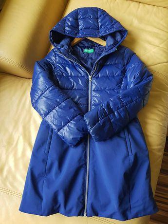 Płaszcz United colors of Benetton dla dziewczynki