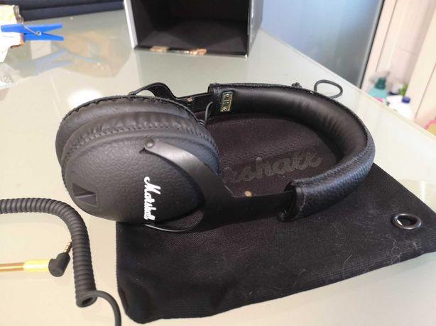 Headphones Marshall Monitor - ótimo estado, baratos! ORIGINAIS!